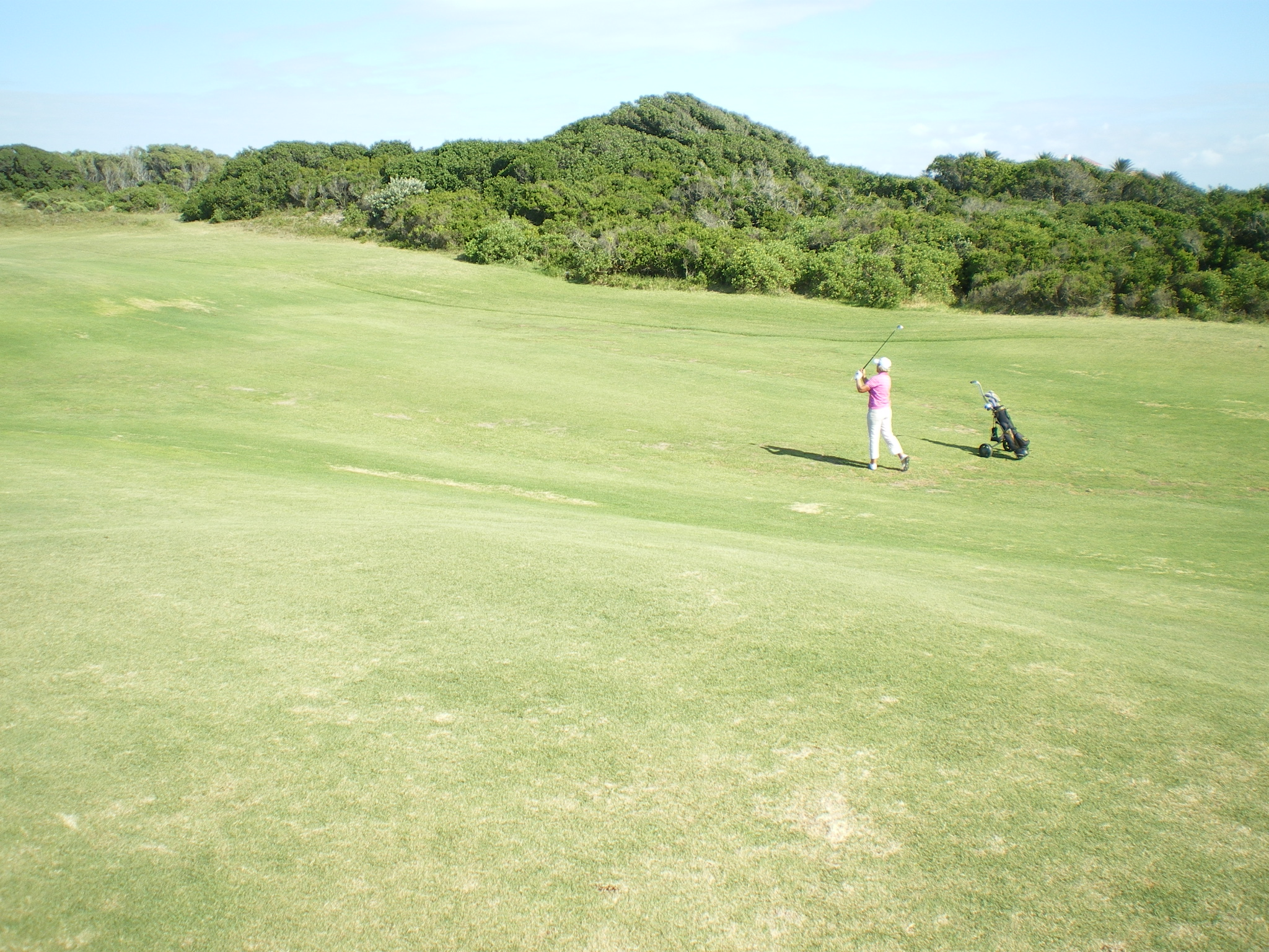 fairway trou n°13