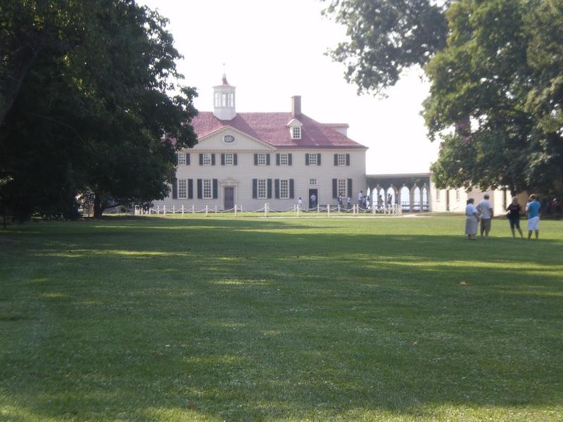 Maison Georges Washington