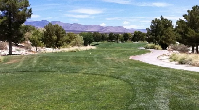 Mountain Falls Golf