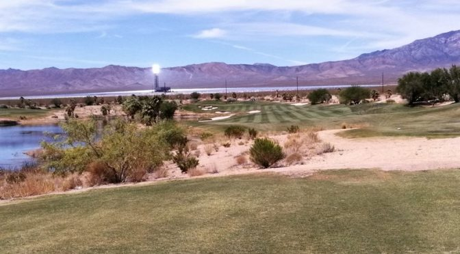 Prim Valley Golf (désert course)