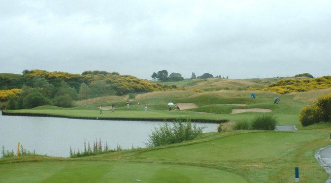 Golf national