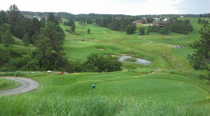 Golf Club at Red Rocks