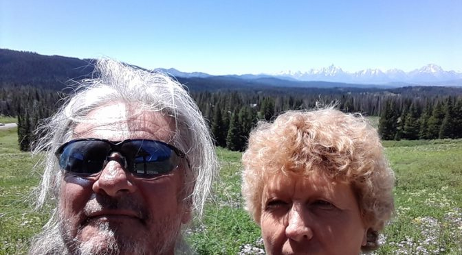 Wyoming et Idaho